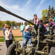 День Победы в парке «Сокольники» 2016 фотографии
