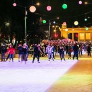 Открытие зимнего сезона в Парке Горького 2015 фотографии
