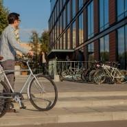 Акция «На работу на велосипеде» 2019 фотографии