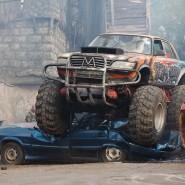 Шоу каскадеров «Русский Форсаж 2» фотографии