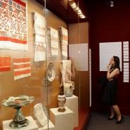 Выставка «Искусство русской вышивки XVI – начала XX века» фотографии