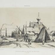 Выставка «Живописное и археологическое путешествие по России. Репродукции из альбома Андре Дюрана» фотографии