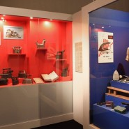 Выставка «Снаряд для глажения одежи, или об истории утюга» фотографии