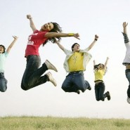 Международный день молодежи в парке «Кузьминки» фотографии