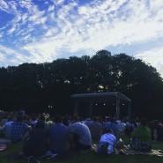 V Ночной классический концерт на траве в «Аптекарском огороде» фотографии