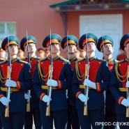 День Преображенского полка в Музее военной формы одежды 2017 фотографии