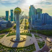 Выставка «Казахстан — страна великой степи» фотографии