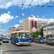 Праздник московского троллейбуса 2015 фотографии