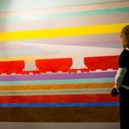 Выставка «Московская кольцевая: новый путь» фотографии