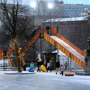 Самые большие горки в Москве 2015 фотографии