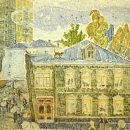 Выставка «Образы Москвы. Век XX. Живопись и графика из личных фондов» фотографии