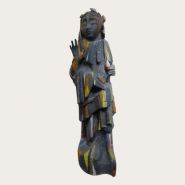Выставка «Дамир Рузыбаев. Скульптура. Живопись. Графика» фотографии