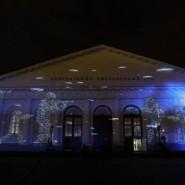 Световое шоу «Письма Победы» 2017 фотографии