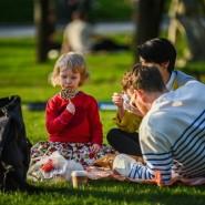 День семьи, любви и верности в Парке Горького и МУЗЕОНЕ 2016 фотографии