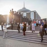 День семьи, любви и верности в Музее Победы 2019 фотографии