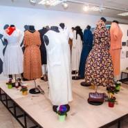 Выставка «Парк культуры и моды. Наряды прошлых лет в Сокольниках» фотографии