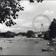 Выставка «Парк Горького: Фабрика счастливых людей» фотографии
