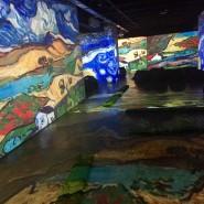 Выставка «Детский мир — Живые полотна» фотографии