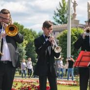 Фестиваль духовых оркестров на ВДНХ 2019 фотографии