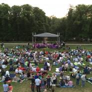 II Ночной классический концерт на траве в «Аптекарском огороде» фотографии