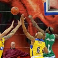 Международный турнир по баскетболу «Кубок имени А.Я. Гомельского» 2018 фотографии