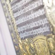 VIМеждународная выставка каллиграфии фотографии