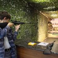 Соревнования по стрельбе из пневматической винтовки «Цель-2016» фотографии