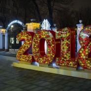 Новогодняя ночь в Таганском парке 2018 фотографии