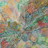 Выставка «На шелковых крыльях» фотографии