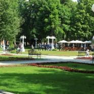 День русского языка в саду «Эрмитаж» 2016 фотографии