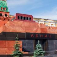 Мавзолей В.И.Ленина фотографии