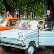 Фестиваль коллекционных автомобилей «РетроФест» 2017 фотографии