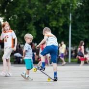 День защиты детей в Парке Горького и МУЗЕОНЕ 2017 фотографии