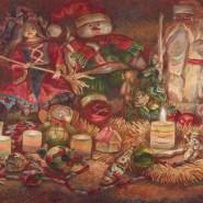 Выставка «Новогоднее настроение» фотографии