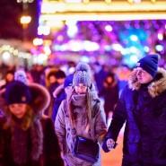 День всех влюбленных в Парке Горького 2017 фотографии