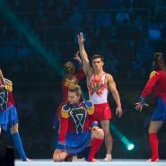 Шоу Алексея Немова «Легенды спорта» 2019 фотографии
