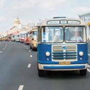 Праздник Московского автобуса 2016 фотографии