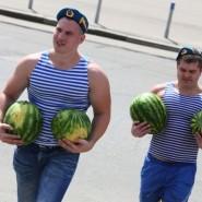 День ВДВ в Парке Горького  фотографии