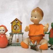 Выставка «Все лучшее – детям. Игрушки 1950–1980 годов из коллекции Сергея Романова» фотографии