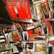 Выставка «Абстрактное искусство в современной России» фотографии