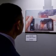 Выставка «За безопасный город» фотографии