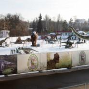 Парк Юрского периода на ВДНХ фотографии