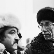 Выставка «Холин и Сапгир. На правах рукописи» фотографии