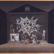 Выставка «Театр художника Серебровского» фотографии