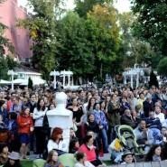 Фестиваль «Джаз в саду Эрмитаж» 2016 фотографии