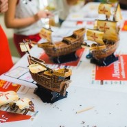 Предновогодний Фестиваль Леонардо в «Каширской плазе» 2019 фотографии