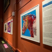 Выставка «Энди Уорхол. Вымирающие виды» фотографии