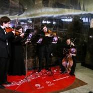 Проект «Музыка в метро» фотографии