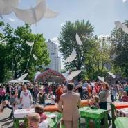 День Победы в парках Москвы 2017 фотографии