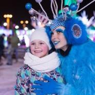 Новогодняя ночь на ВДНХ 2020 фотографии